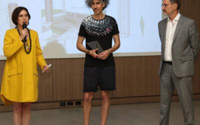 Este edificio de Caballito lanzó concurso por $ 800.000 para tener una obra de arte exclusiva